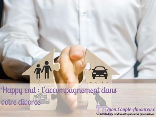 Happy end : l'accompagnement dans votre divorce