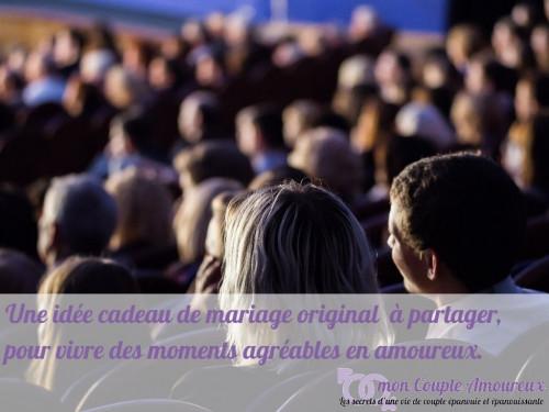 Culture First : une idée cadeau de mariage original à partager
